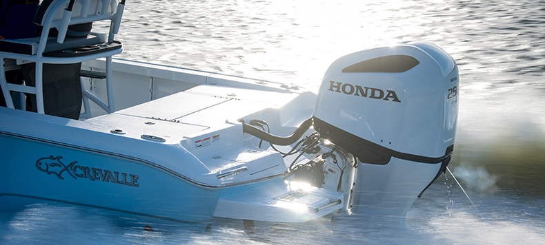 Honda Marine Debuts Redesigned, Improved BF200, BF225 and BF250